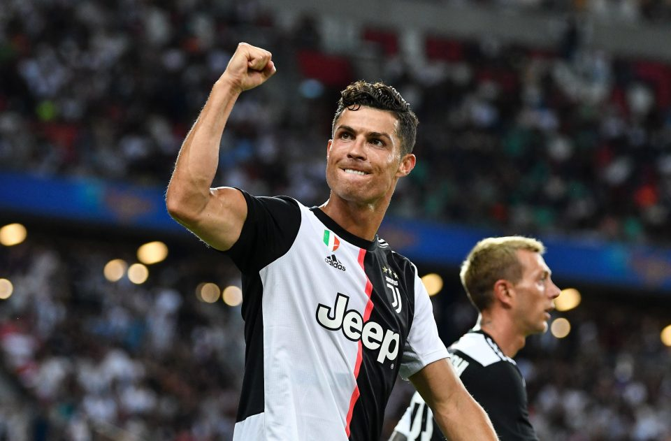 Cristiano Ronaldo | 10 Highest-Paid Athletes of 2019 | InstantHub