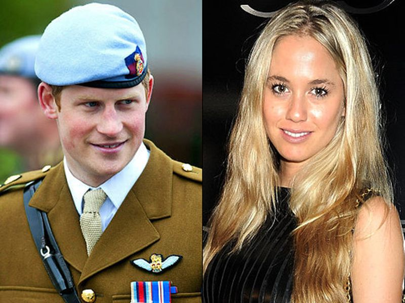 Florence Brudenell | 7 Women Who Turned Down Prince Harry | InstantHub