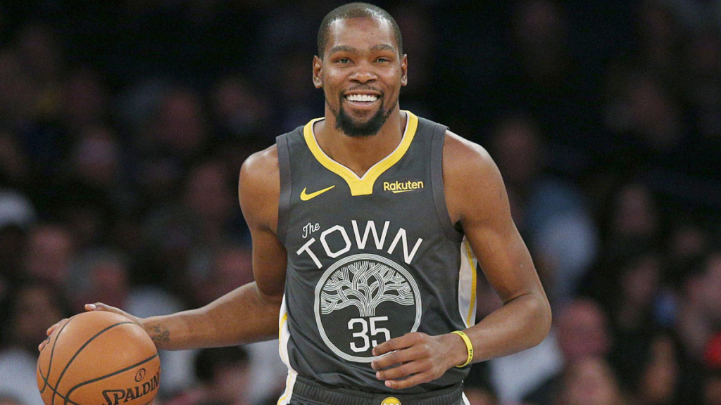 Kevin Durant | 10 Highest-Paid Athletes of 2019 | InstantHub