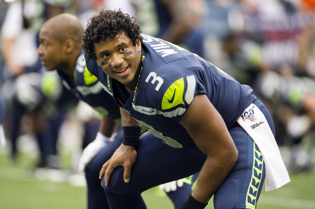 Russell Wilson | 10 Highest-Paid Athletes of 2019 | InstantHub