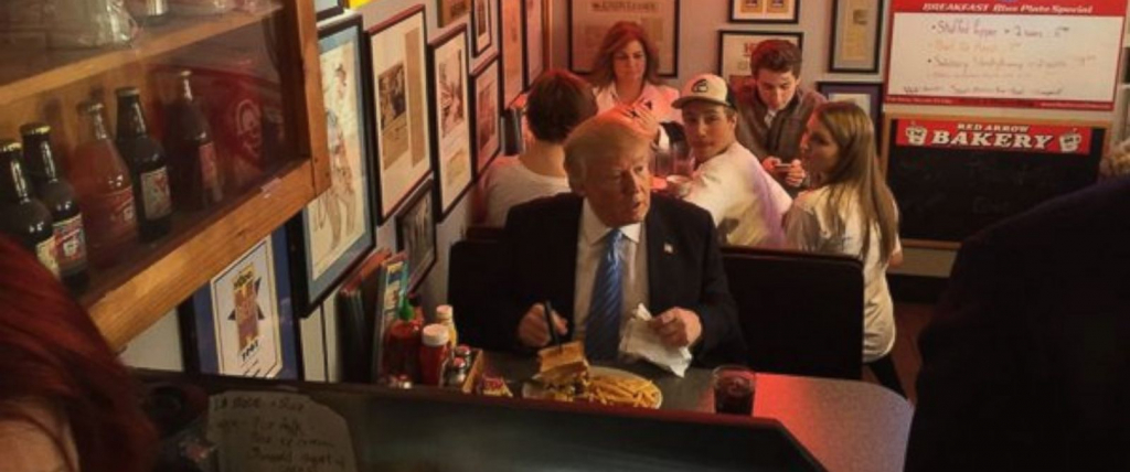 Deep-Fried Delicacy | 8 Strange Eating Habits of Donald Trump | InstantHub