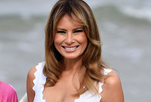 How Melania Trump Stays Fit and Youthful at (Almost) 50 | InstantHub