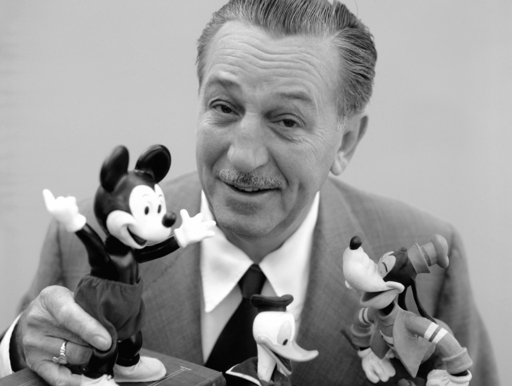 Walt Disney | Beloved Historical Figures Who Were Secretly Terrible People | InstantHub