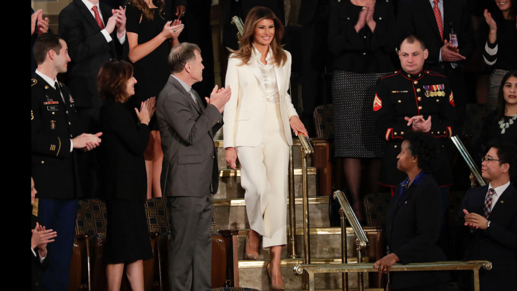 Suffrage or Suffering? | Melania Trump's Most Controversial Fashion Statements | InstantHub