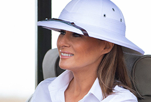 Melania Trump's Most Controversial Fashion Statements | InstantHub