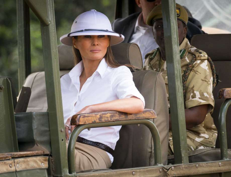 Pith-y Commentary | Melania Trump's Most Controversial Fashion Statements | InstantHub