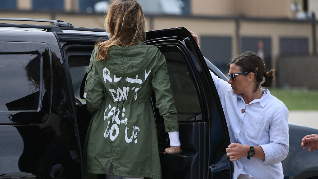 """""""I REALLY DON'T CARE, DO U?"""" 