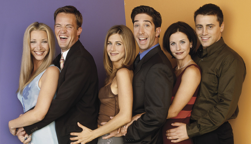 8 Messed Up Things About The Cast Of 'Friends'   InstantHub