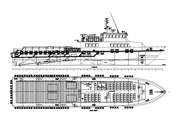 Crew Boat Marine