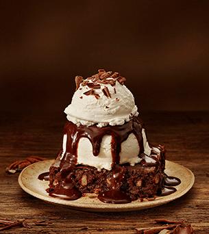 Chocolate Thunder Outback | Sobremesas | Cardápio Outback