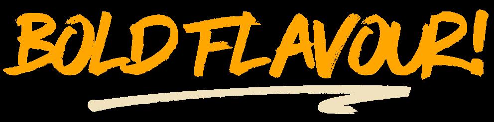 Bold Flavour