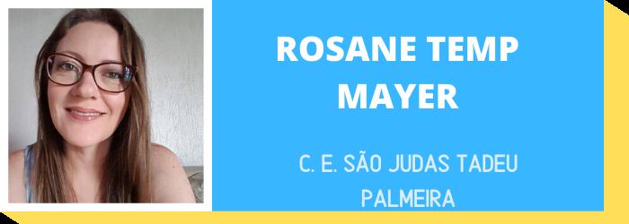 ROSANE TEMP MAYER