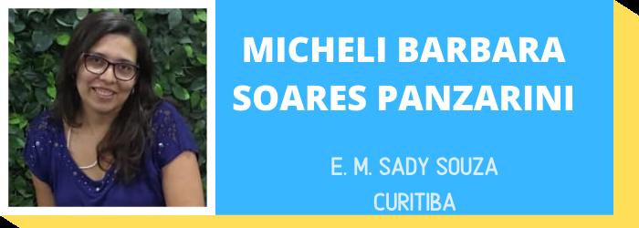 MICHELI BARBARA SOARES PANZARINI