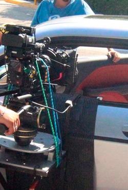 Carrera en Cinematografía Digital y Produccion de Video Camara