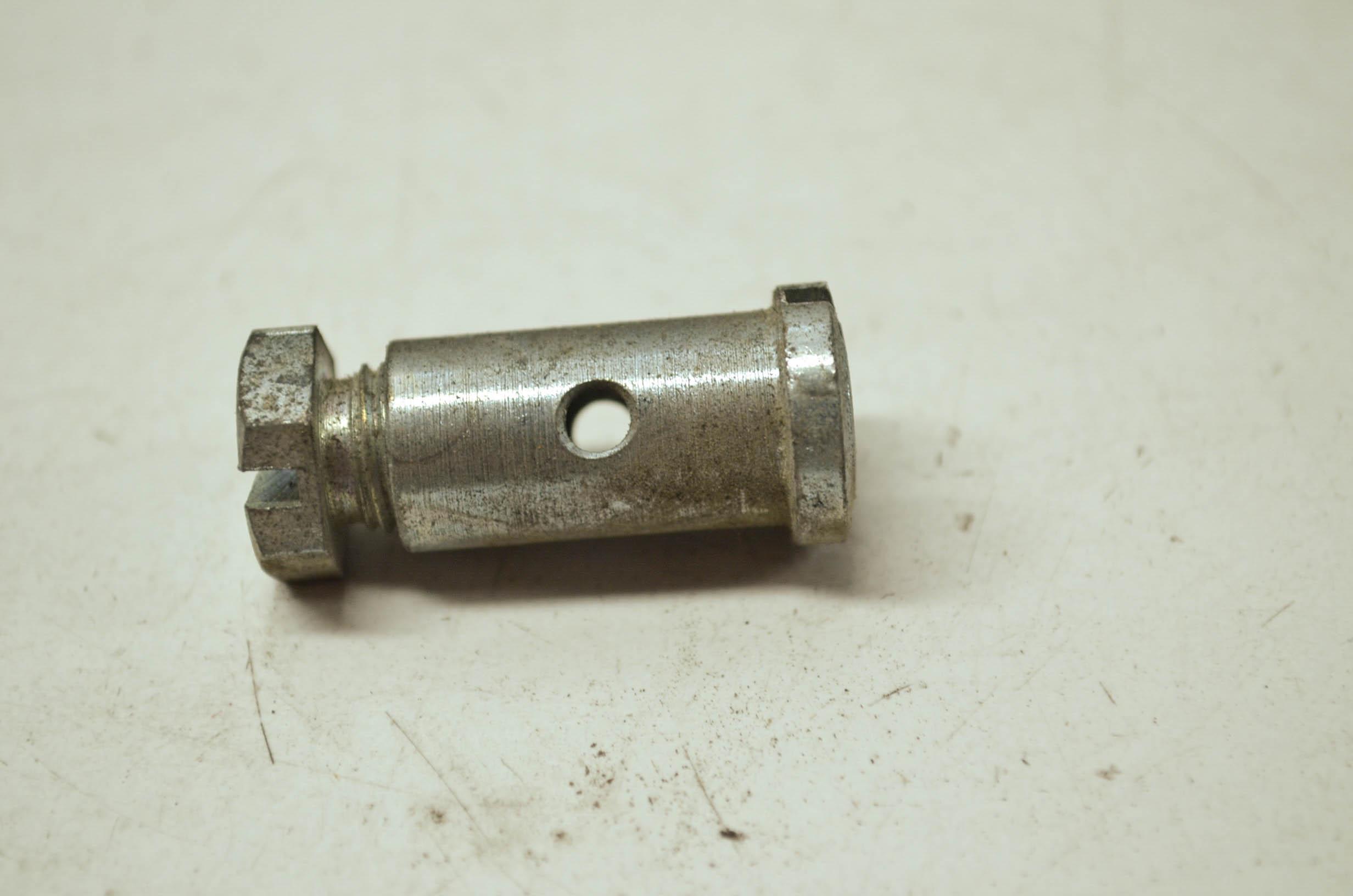 OEM Harley-Davidson 43886-52 Wheel Nut 52 72 Sportster NOS