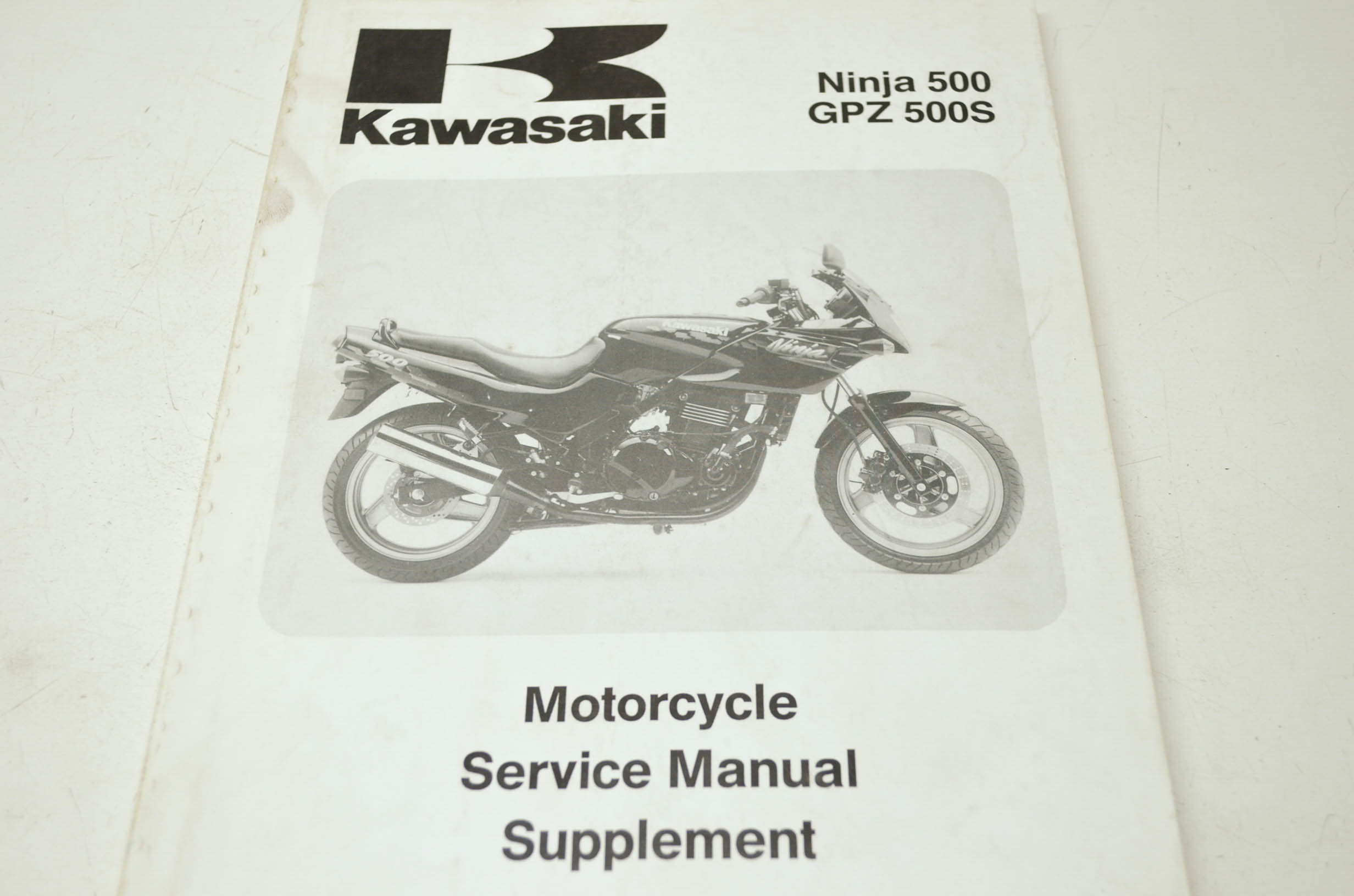 Kawasaki gpz 500 service manual pdf