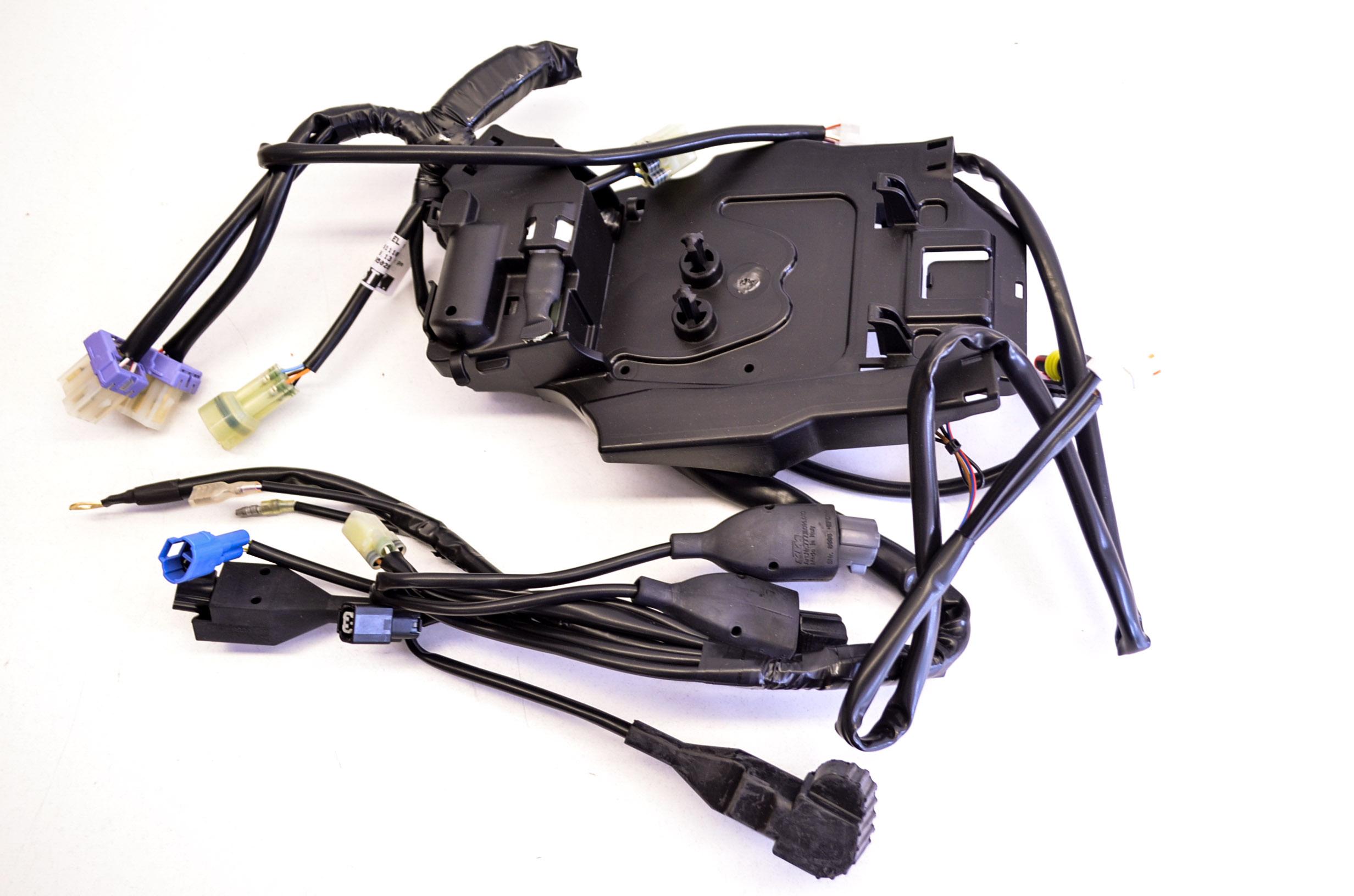 ktm wiring diagram new oem ktm wiring harness nos | ebay