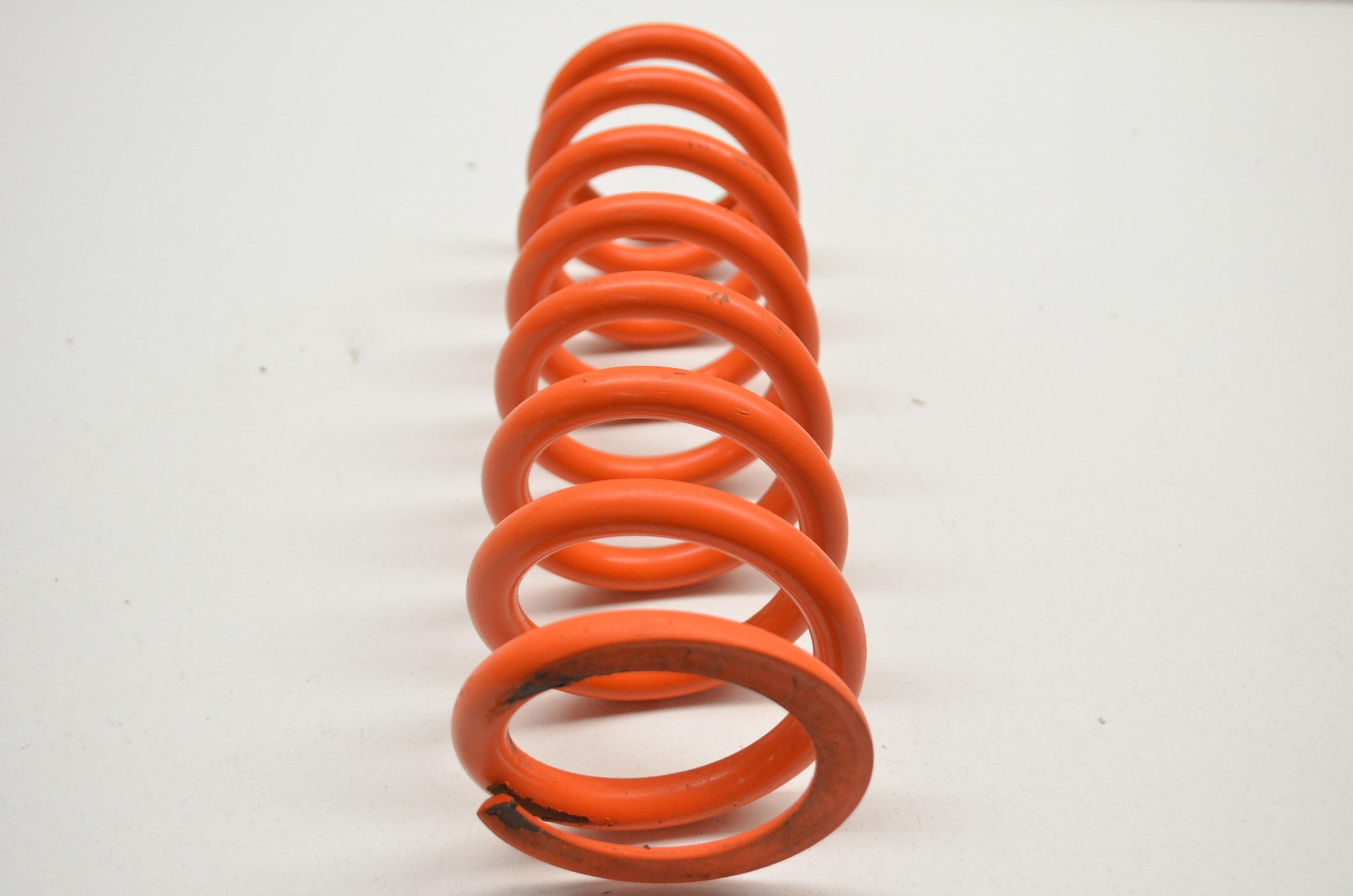 Wp Suspension Ktm Shock Spring Orange Ebay