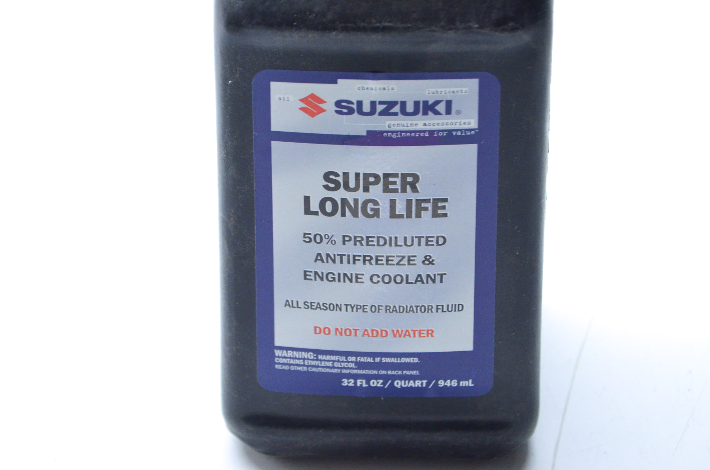 Suzuki Engine Coolant : New oem suzuki super long life prediluted antifreeze