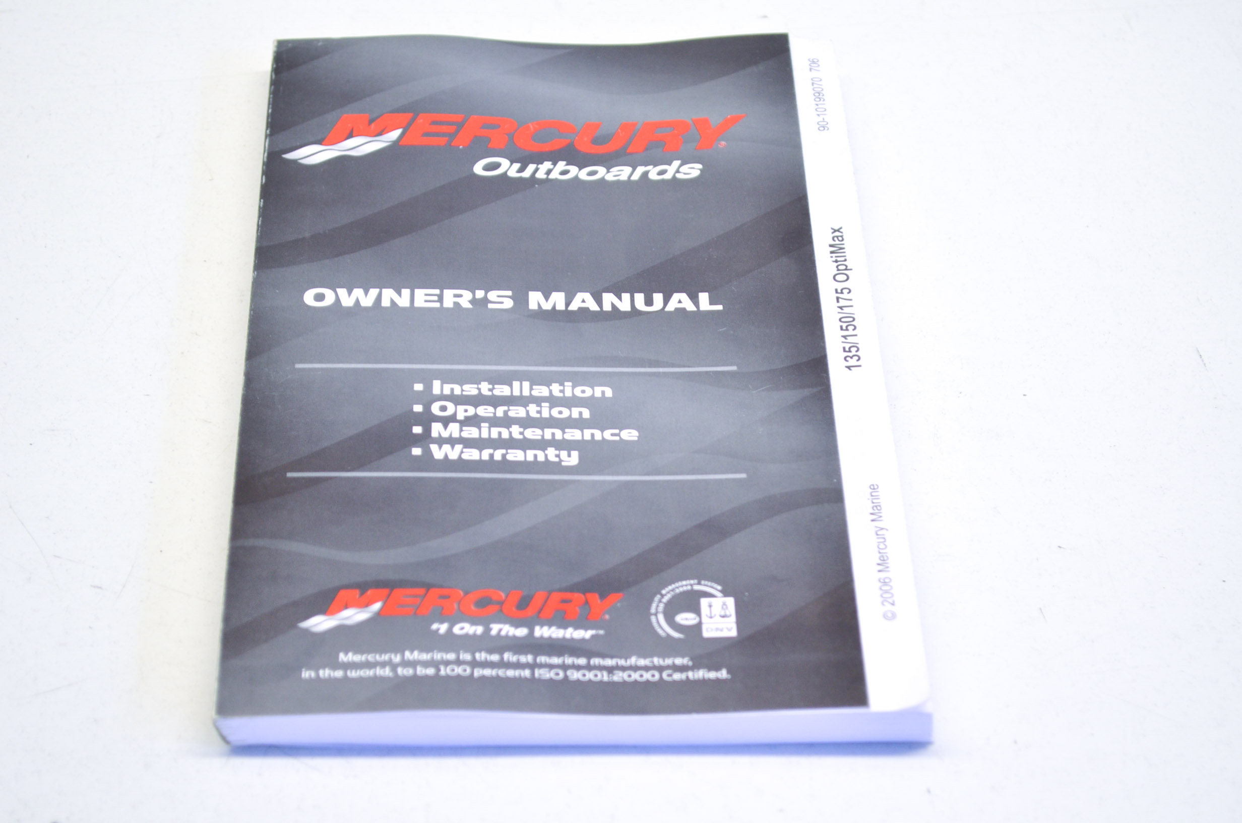 2006 mercury outboard owners manuals array new oem mercury 2006 135 150 175 optimax owners manual nos ebay rh ebay fandeluxe Gallery