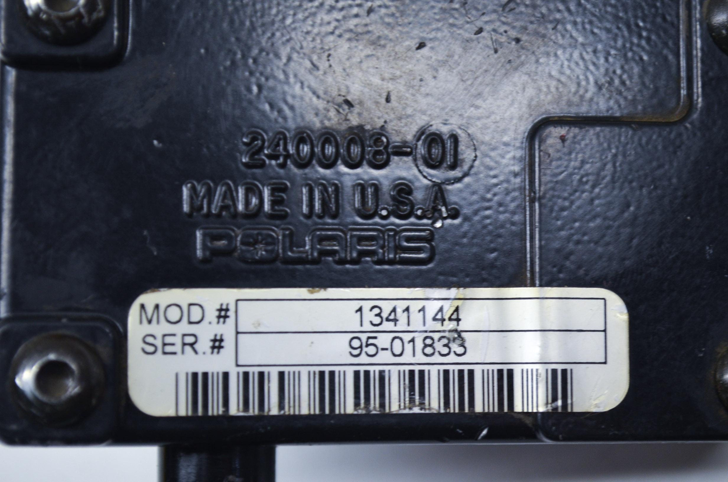 Details about  /OEM Polaris 400L SCRAMBLER  gear shift lever hand shifter PART # 1341144