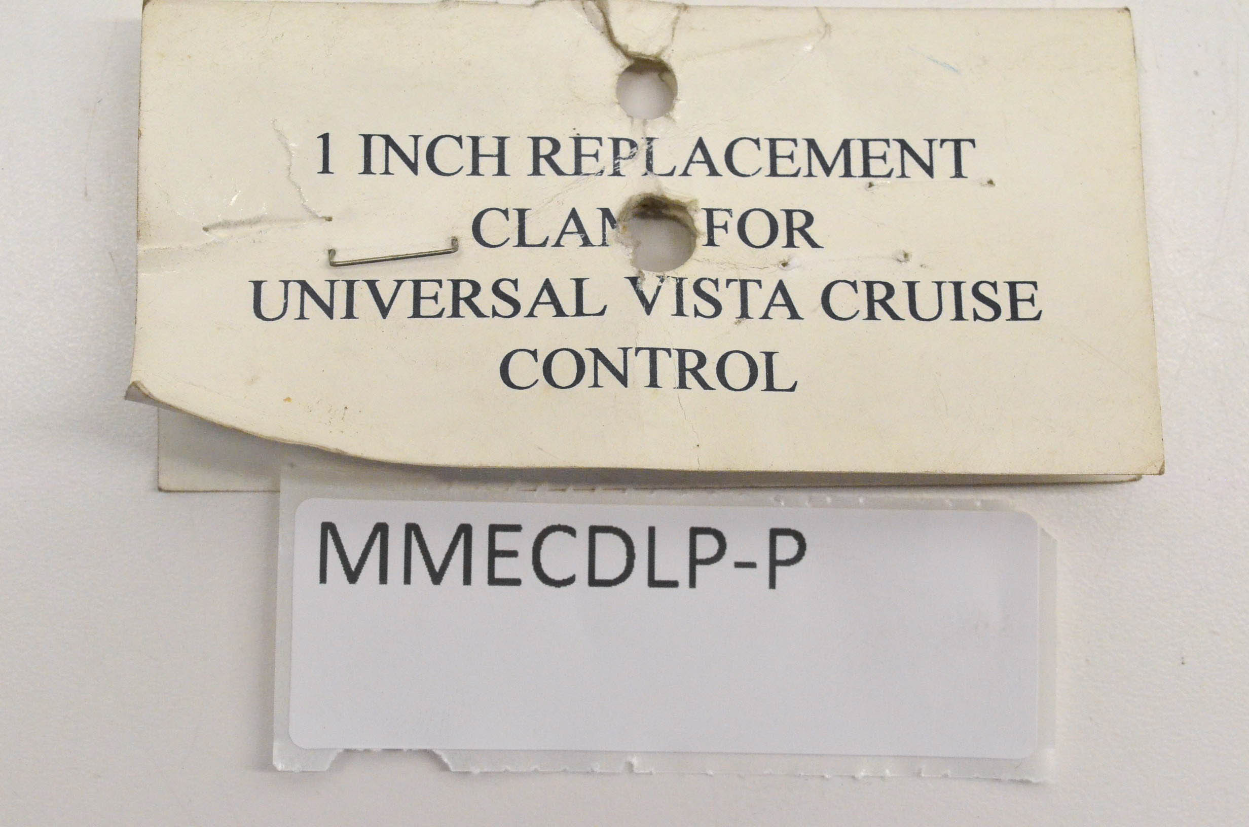 """SOUND OFF RECREATIONAL NEP CRUISE CONTROL 1/"""" ADAPTER CLAMP   MMECDLP-P"""