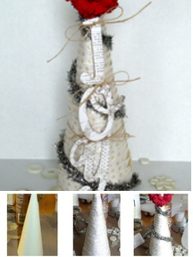 Creating a Ribbon Tree