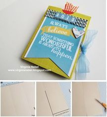 DIY 2013 Journal Booklet