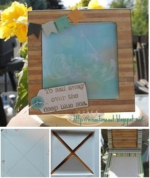 Shadow Box Card - Sept DT