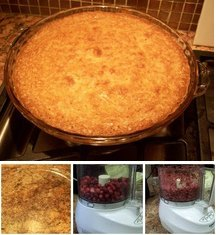 Nantucket Cranberry Cake
