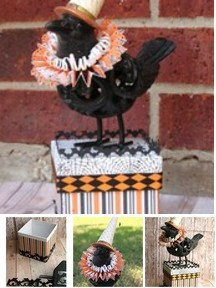 Crow Gift Box