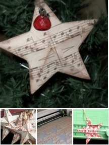 Easy Christmas Star