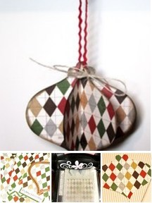 Easy Paper Ornament