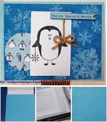 Embossing folder uses