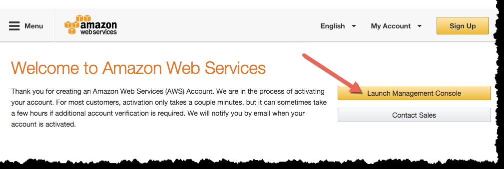 Step 1 - Signing up with Amazon SES - مكتبة الشروحات - Insty Webhosting