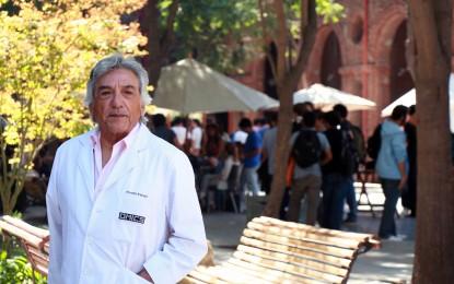 Romilio Espejo, Profesor Titular de la Universidad de Chile, Miembro de Número de la Academia de Ciencias del Instituto de Chile