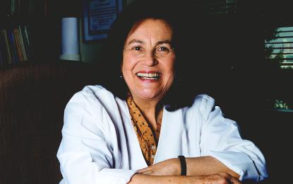 Dra. Cecilia Albala Elegida Miembro de Número de la Academia Chilena de Medicina