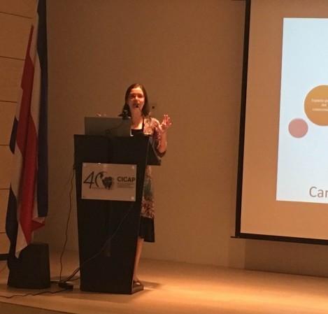 Coordinadora de Proepsa participa en XII Conferencia INPAE 2016 en Costa Rica