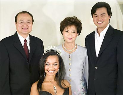 INTA Gems and Diamonds Family