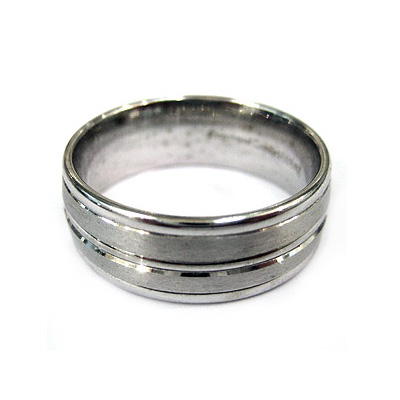 Mens Tungsten Band