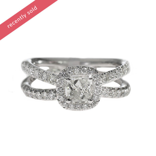 Los Angeles Diamond Ring