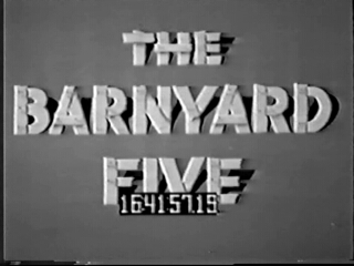 The Barnyard Five