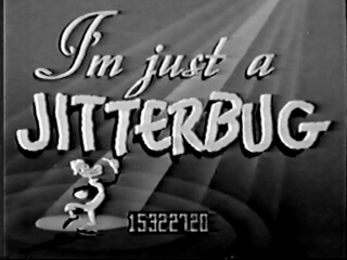I'm Just a Jitterbug