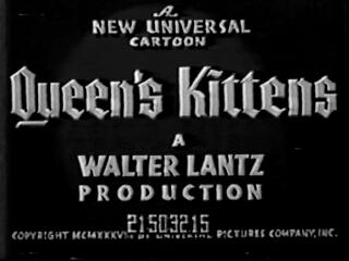 Queen's Kittens
