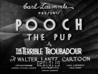 The Terrible Troubadour