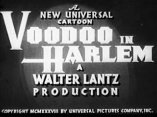 Voodoo in Harlem