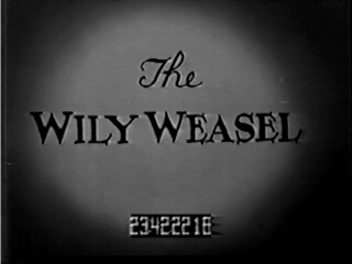 The Wily Weasel