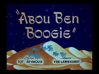 Abou Ben Boogie