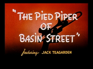 The Pied Piper of Basin Street