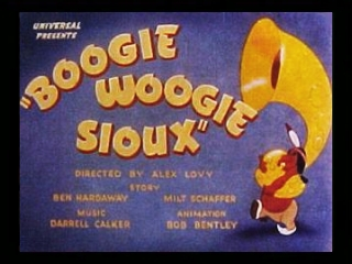 Boogie Woogie Sioux